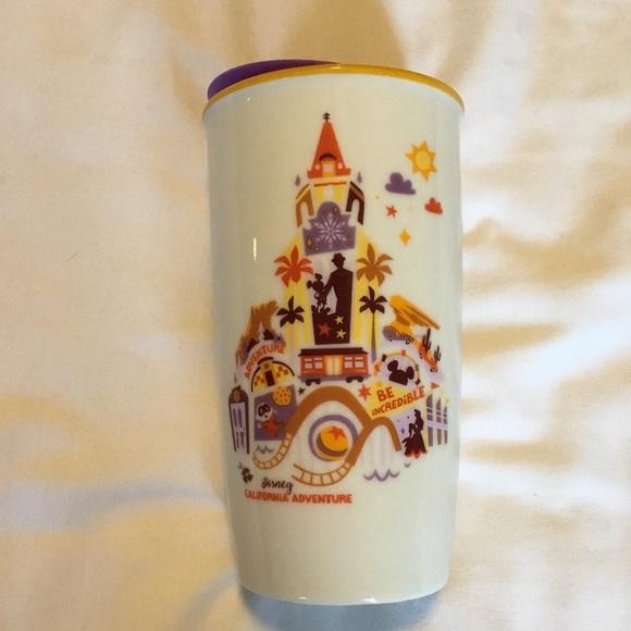 Starbucks Disney California Adventure Tumbler Mug